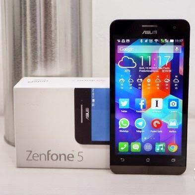 Smartphone Asus Zenfone 5 por apenas R$ 499,00