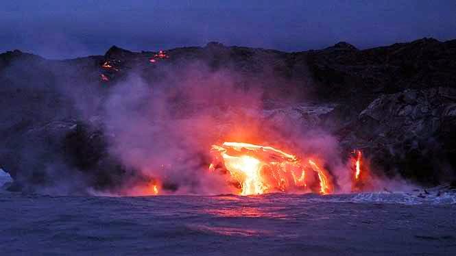 Kilauea Volcano ranked 1st
