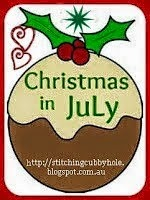 Christmas in July Swap
