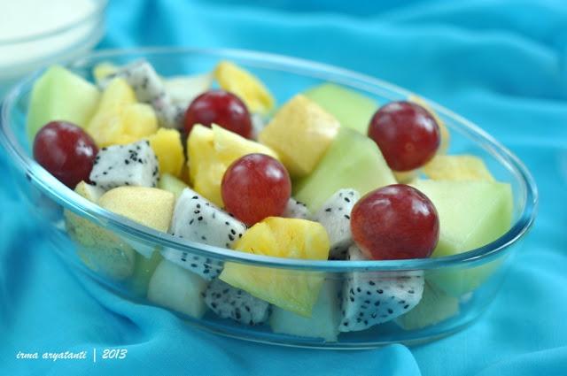 panci baris: Fruit Salad