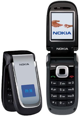 Nokia 2660 Non Camera Flip Phone With GPRS Internet Review & Images.