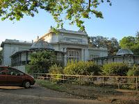 Hotel del Prado merienda obligada en Montevideo
