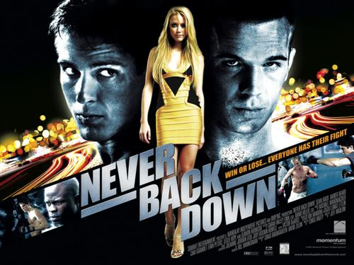 [Pedido] Never Back Down HD Latino o Subtitulado