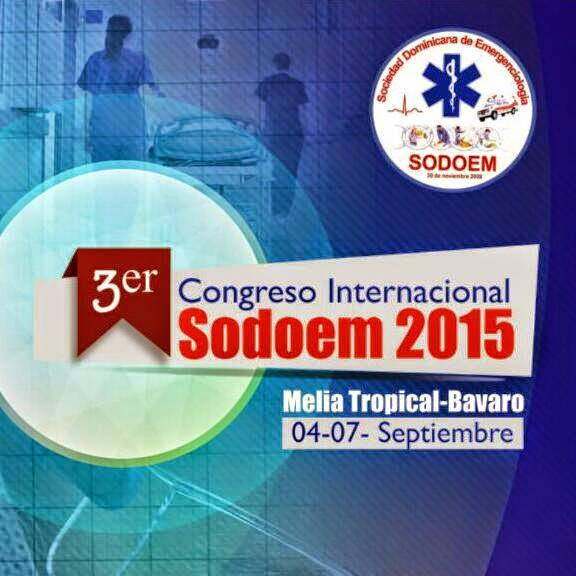 3er Congreso Internacional SODOEM 2015