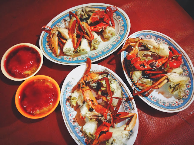 Kepiting Rebus Yogyakarta