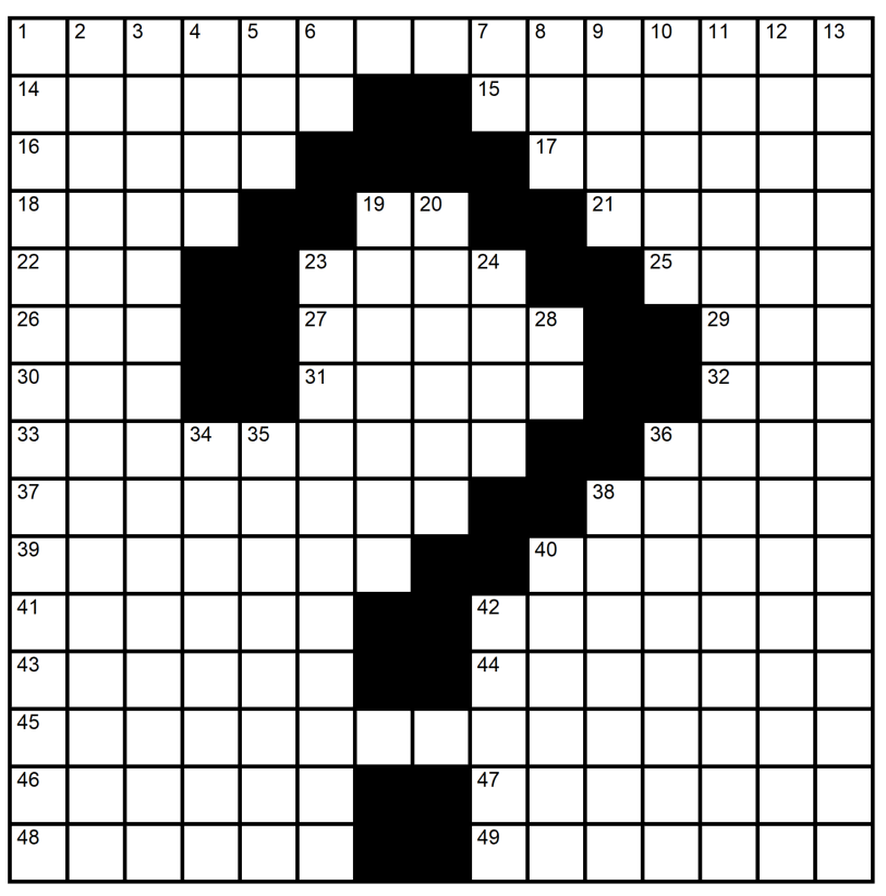 So You Wanna Make a Crossword?