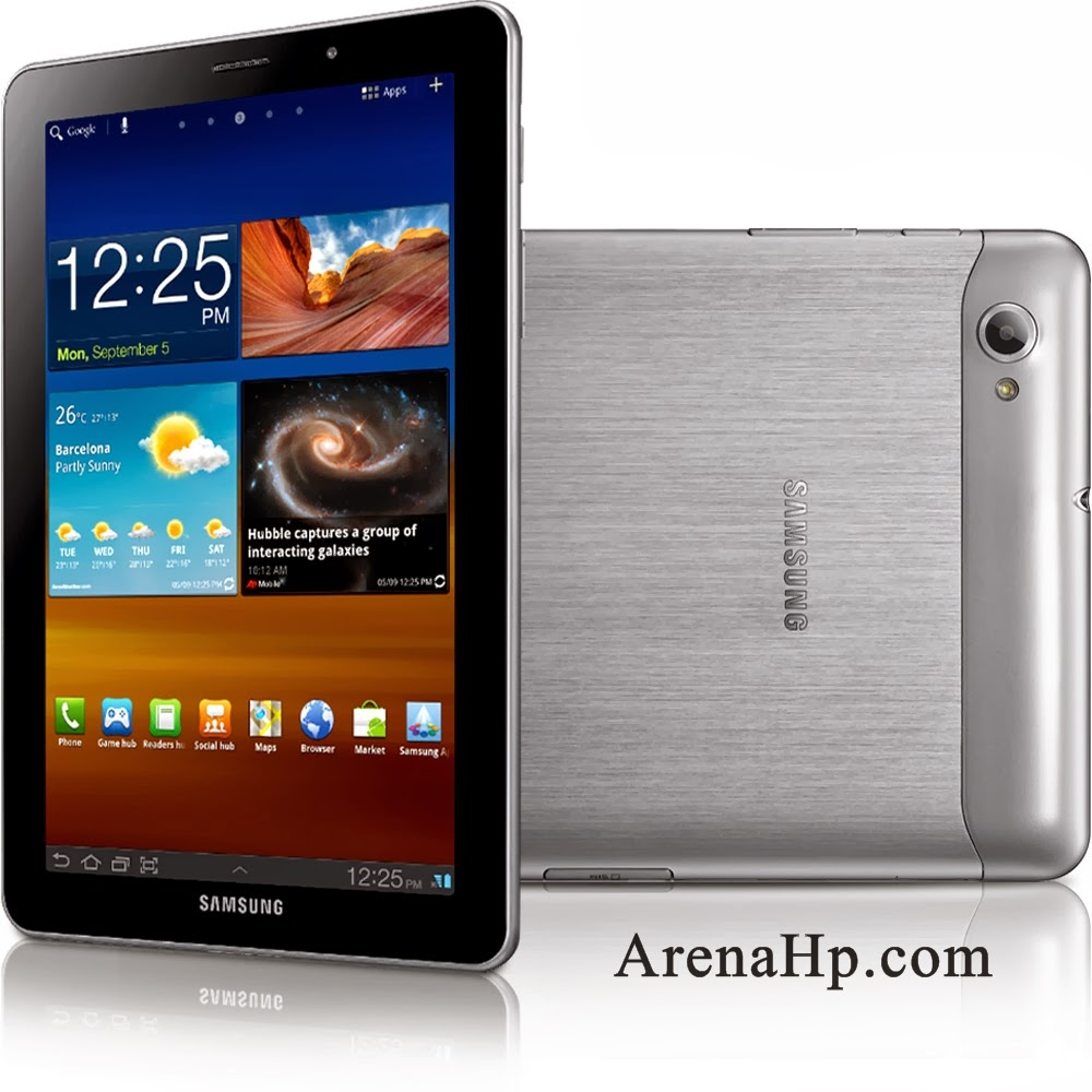 Harga dan spesifikasi Samsung Galaxy Tab 7.7 P6800