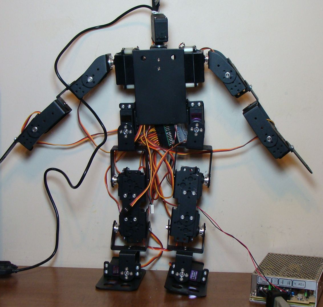 Arduino walking robot bing images