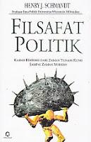 toko buku rahma: buku FILSAFAT POLITIK, pengarang henry j. schmandt, penerbit pustaka pelajar