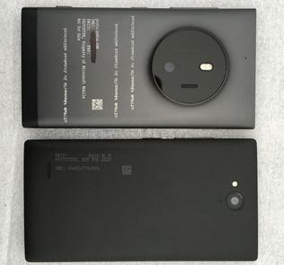 Nokia McLaren Kamera 50 MP Pureview