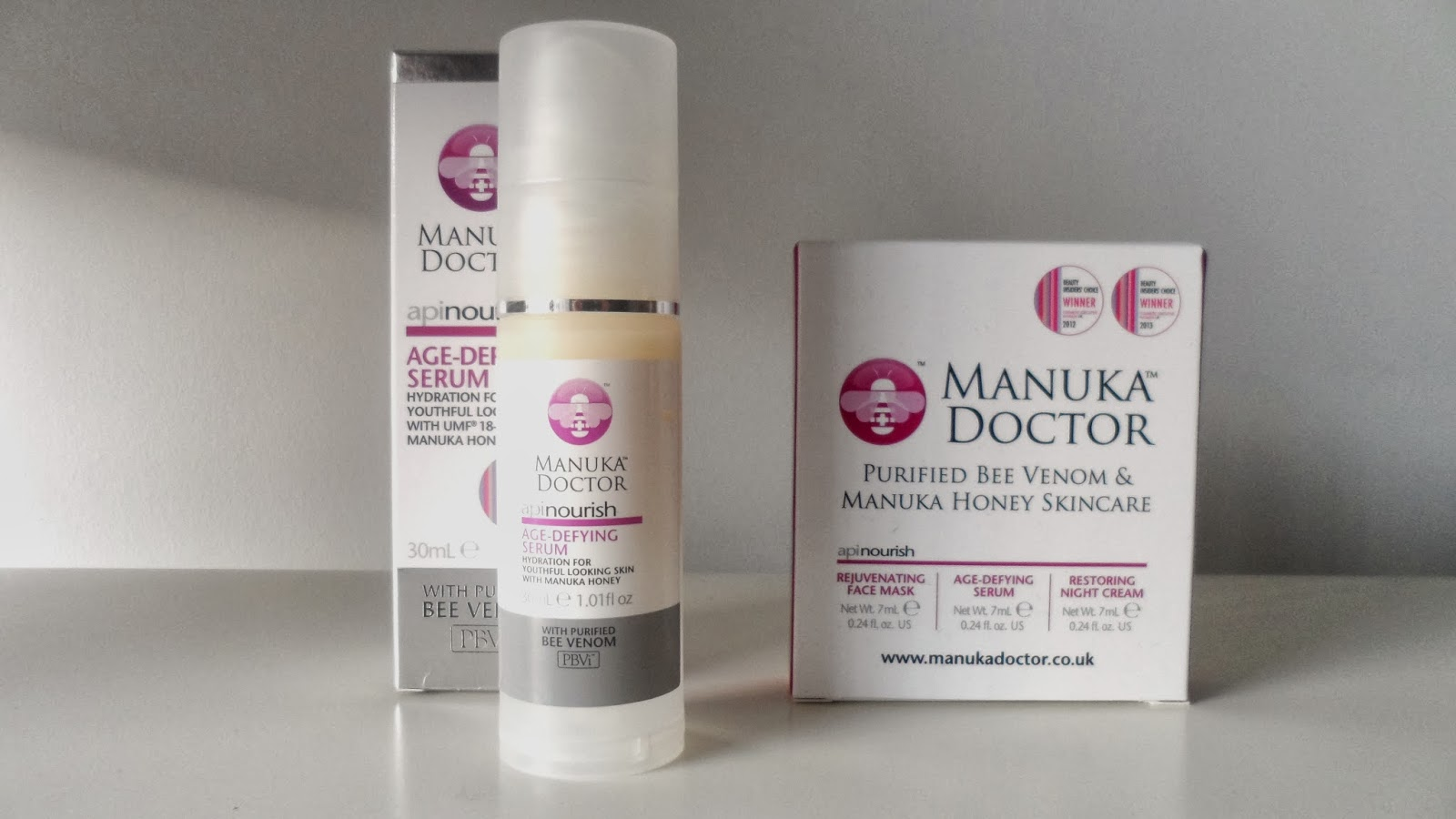 Manuka doctor apinourish age defying serum