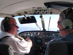 Peter - the co-pilot