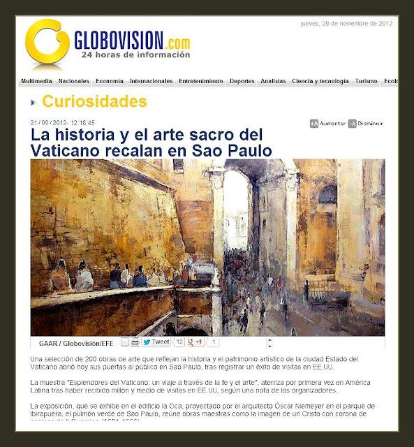 VATICANO-ARTE-HISTORIA-PINTURA-GLOBOVISION-VENEZUELA-CUADROS-PINTOR-ERNEST DESCALS