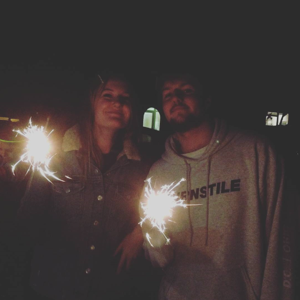 Sparklers and Bonfires