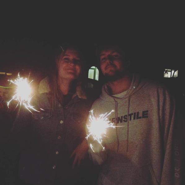 Sparklers and Bonfires