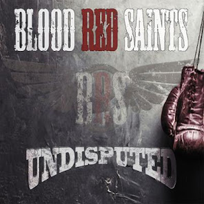 upcoming releases :Blood Red Saints Undisputed Frontiers Records August 6, 2021