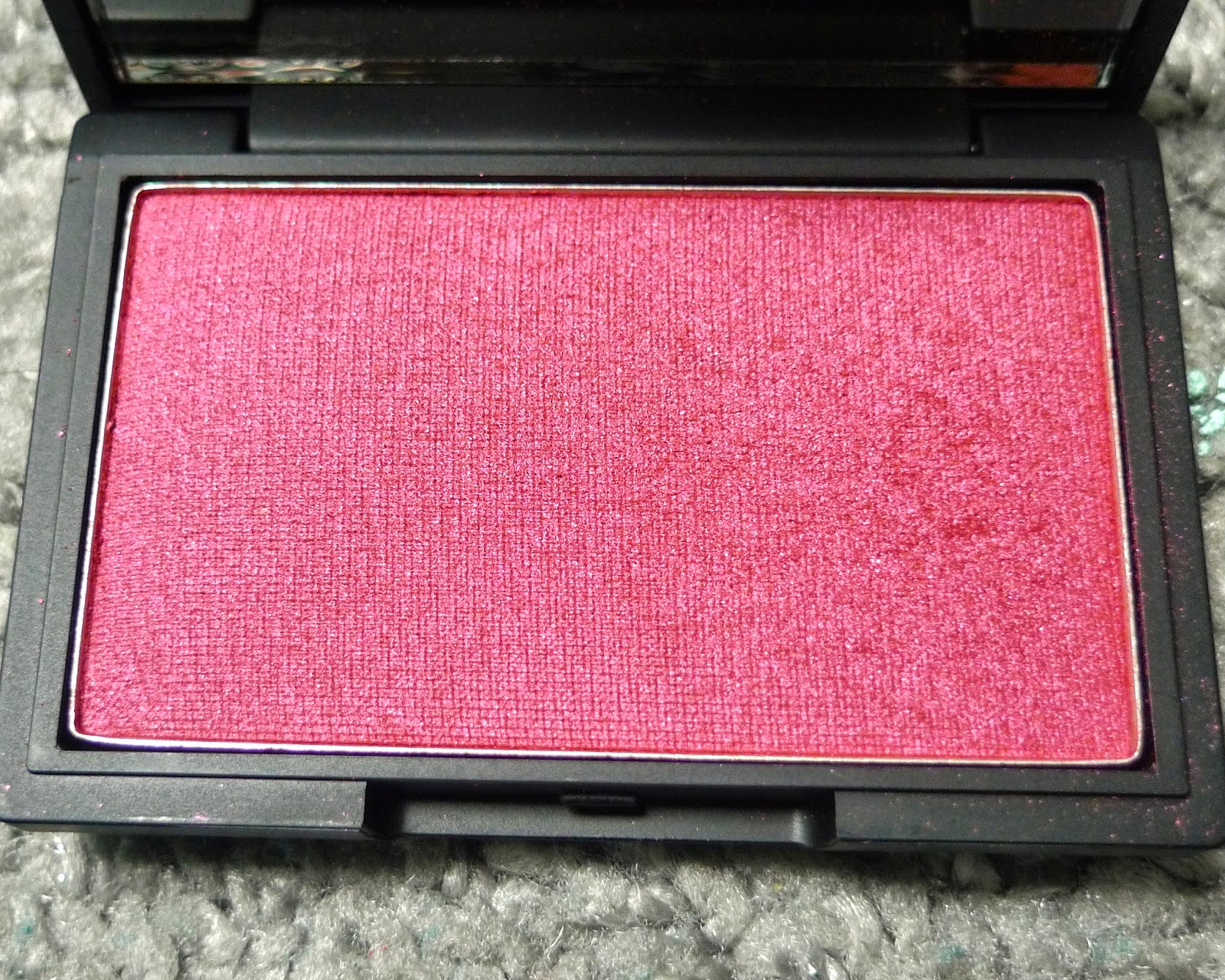 Beautiful Sleek Blusher in Pomegranate Makeup review