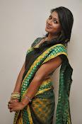 glamorous Anu Sri saree photos-thumbnail-3