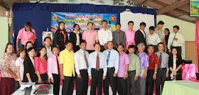 อบรมการจัดทำหลักสูตรอาเซียนศึกษา