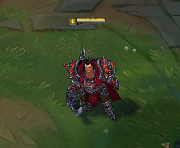 Skin Darius Địa Ngục