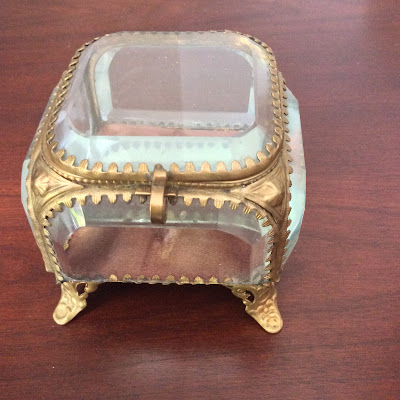 Victorian Jewellry Box No. 8