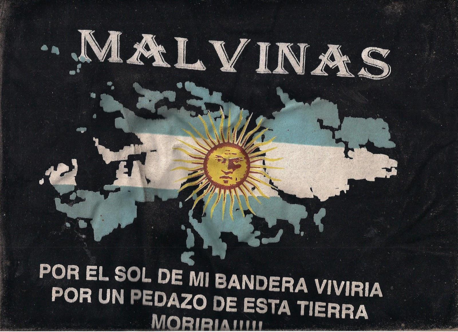 1eroMALVINAS MALVINAS A 30 A U00d1OS LA SANGRE DERRAMADA NUNCA