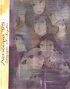"""Νότα Κυμοθόη """"Λεύκωμα ΄95 Ζωγραφική Ν. Κυμοθόη"""" Βιβλίο"""