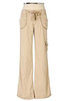 Anthropologie Beach Cruiser Pants