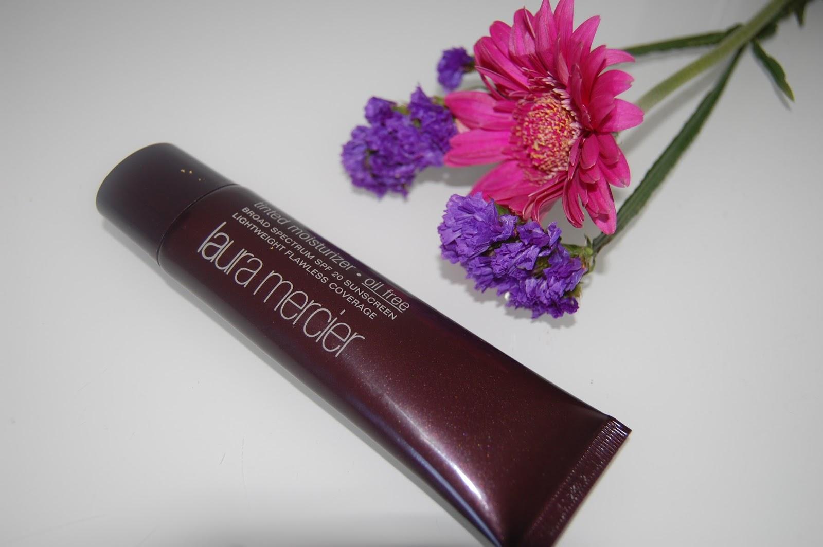 Beauty box laura mercier tinted moisturiser review for Laura mercier new york