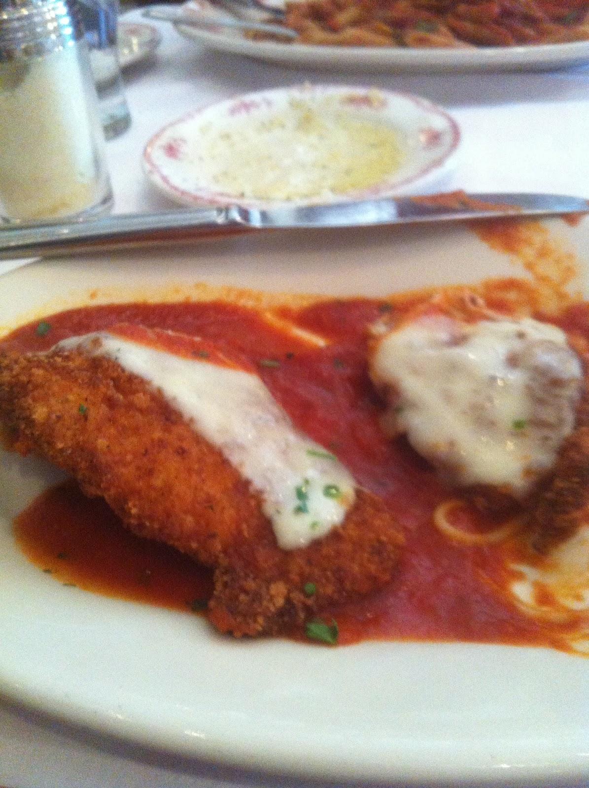 Food of Indy: Maggiano's Near Keystone Crossing