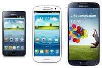 The history of Samsung Galaxy S4 in U.S.