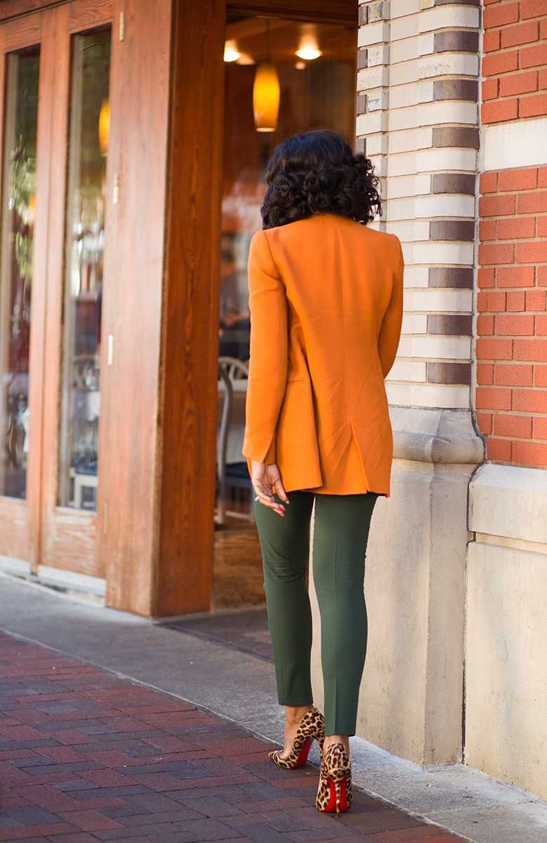 How to wear fall colors, asos blazer, www.jadore-fashion.com