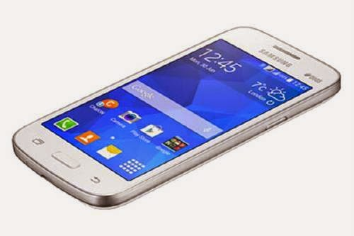 Spesifikasi Samsung Galaxy Star Advance Layar 4.3 inch