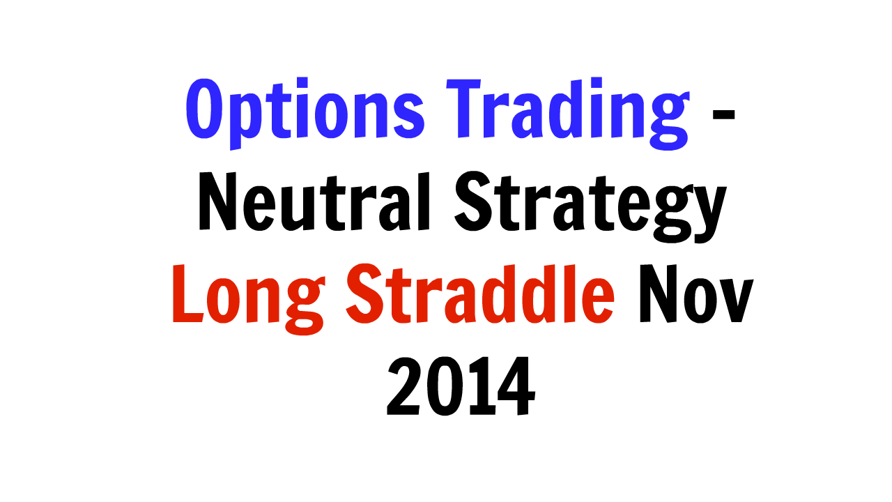 trading strategy call option
