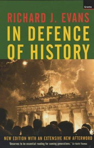 in defence of history evans pdf