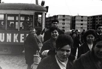 EXPOSICIONS: PERIFÈRIES URBANES, ON LA CIUTAT PERDIA EL  NOM. BARCELONA 1947-1985. MUHBA. 2013
