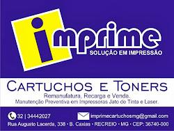 RECARGA DE CARTUCHOS E TONER