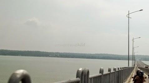 tempat bagus mengambil foto jembatan suramadu