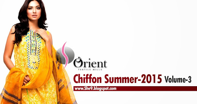 Pure Chiffon Collection 2015