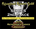 2nd Best Series Award - PRG