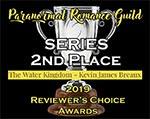 2nd Best Series Award - PRG