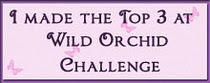 Thank you Wild Orchids