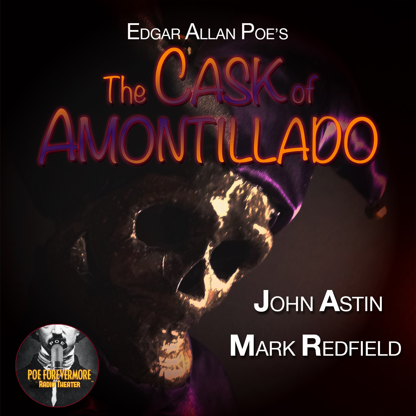 APRIL'S AUDIO PLAY: THE CASK OF AMONTILLADO