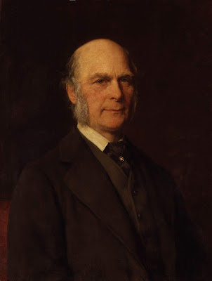Sir Francis Galton (Scientist & Doctor England 200)