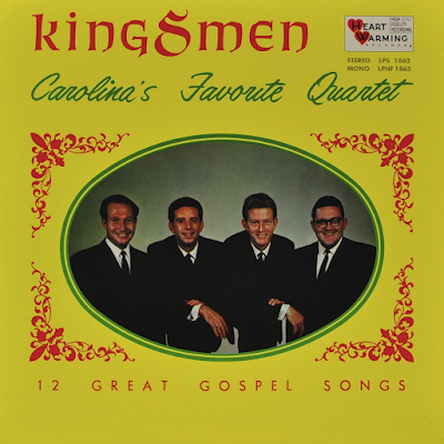 The Kingsmen Quartet-Carolina's Favorite Quartet-