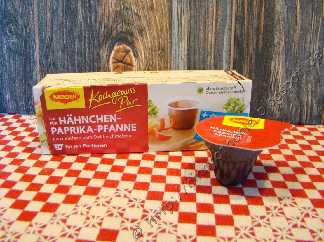 Hähnchen-Paprika-Pfanne