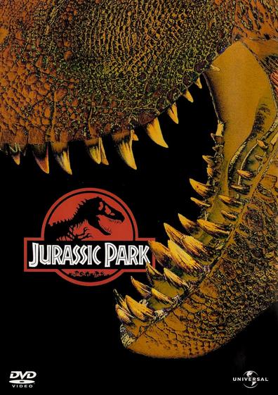 Filme Jurassic Park Parque dos Dinossauros Dublado AVI DVDRip
