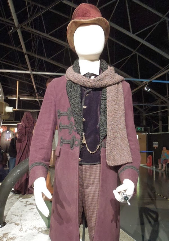 Eleventh Doctor Who Victorian costume Snowmen
