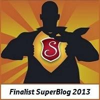 Finalist la SuperBlog 2013 - locul 25