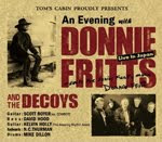 An Evening With Donnie Fritts &amp; Decoys